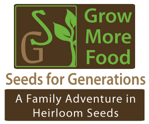 Heirloom Garden Seeds from our Family to Yours | Seeds for Generations