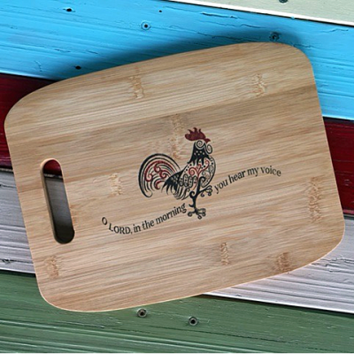 cutting-board-rooster-o-lord-in-the-morning-square